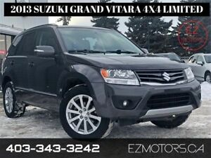 2013 Suzuki Grand Vitara JLX-L|NO ACCIDENTS|LOW KMS