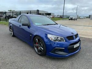 2015 Holden Special Vehicles Maloo Gen-F2 MY16 R8 LSA Blue 6 Speed Manual Utility Singleton Singleton Area Preview