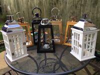 For Sale - x7 Wedding Lanterns