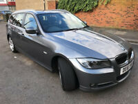 BMW 3 series estate 61(2011 REG), Low Mileage HPI CLEAR, 7599£
