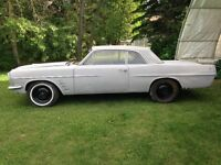 196 3 Lemans Sport Coupe Project Car 326 V8,,,Baby GTO American