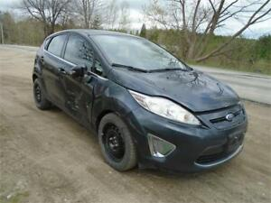 2011 Ford Fiesta SES- AS IS
