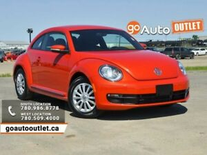 2016 Volkswagen THE BEETLE 1.8 TSI Trendline