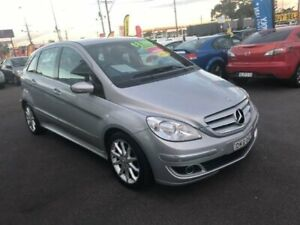 2007 Mercedes-Benz B200 W245 Silver Constant Variable Hatchback Lansvale Liverpool Area Preview