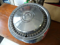 76-91-Ford-F-Truck-E-Van-15-or-16-With-Adapter-Wheel-Cover-Hubc