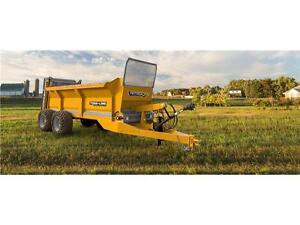 TUBE-LINE NITRO 525RS - 16 TON VERTICAL BEATER MANURE SPREADER
