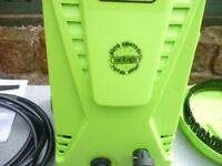 New Draper 1500 pressure washer and accessories