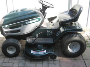 Master Craft Lawn Tracter