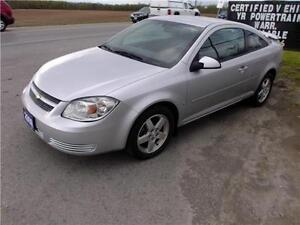 2009 Chevrolet Cobalt LT w/1SA Low KM! 2 Year Warranty!