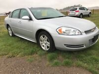 2012 Chevrolet Impala LT Hands free, remote start, Only $4950 Red Deer Alberta Preview