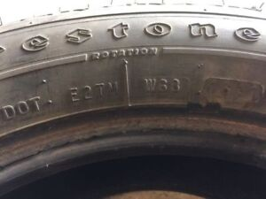 Firestone Winterforce 205/60r15