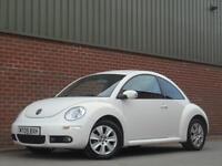 2009 Volkswagen Beetle 1.6 Luna White