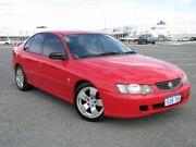 2002 Holden Commodore VY SV8 Red 4 Speed Automatic Sedan Maddington Gosnells Area Preview