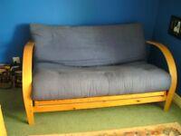 Kyoto 2 Seater Sofabed Futon