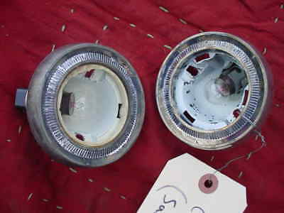 1963 BUICK RIVIERA INTERIOR DOME REAR SAIL PANEL LIGHTS