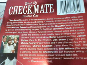 Best of Checkmate dvd set London Ontario image 3