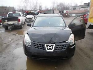 2008 Nissan Rogue SL-Re-Builder