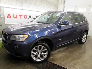 2013 BMW X3 xDrive28i CUIR TOIT PANORAMIQUE 61$/SEM