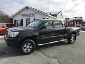 2008 Toyota Tacoma 4WD Double Cab Long Box