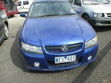 2004 Holden Commodore  Blue  Sedan Werribee Wyndham Area Preview