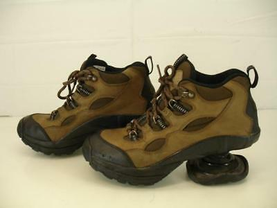 Z-Coil High Outback Desert Hiker Mens 8 M Shoes Boots Brown Tan Leather Hiking