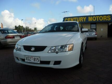 2004 Holden Commodore Vyii Acclaim White 4 Speed Automatic Wagon Thorngate Prospect Area Preview