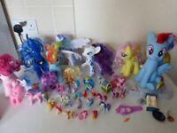 joblot/bundle toys my little pony