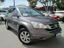 2010 Honda CR-V RE MY2010 4WD Grey 5 Speed Automatic Wagon Melville Melville Area Preview
