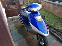 50cc/54 plate Kinroad scooter