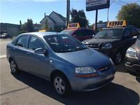 2006 Chevrolet Aveo LS 106 000km !!!Financement Disponible!!!