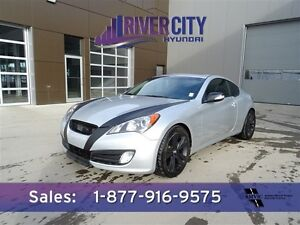 2011 Hyundai Genesis Coupe 2.0T Leather,  Heated Seats,  Back-up