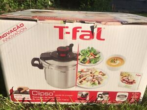 T-FAL Pressure Cooker - Never used!