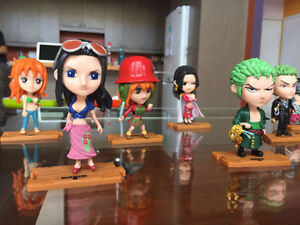 ONE PIECE ACTION COLLECTIBLE FIGURES BRAND NEW IMPORTED Gatineau Ottawa / Gatineau Area image 3