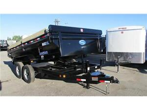2017 KING SIZED 14' DUMPBOX TANDEM AXLE (14,000 LB GVW)