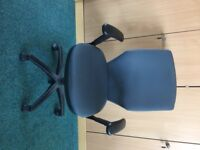 12 x Office Chairs............. selling as one lot! £120.00