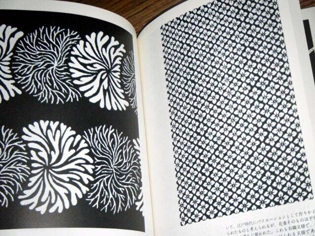 Japanese Motif Book Traditional Patterns /& Designs from the Edo Period 20