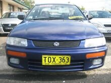 1994 Mazda 323 Protege Blue 4 Speed Automatic Sedan Tuncurry Great Lakes Area Preview