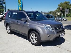 2011 Nissan X-Trail T31 Series IV ST Grey 1 Speed Constant Variable Wagon St James Victoria Park Area Preview