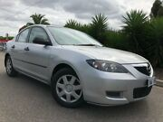 2006 Mazda 3 BK MY06 Upgrade Neo Silver 4 Speed Auto Activematic Sedan Hoppers Crossing Wyndham Area Preview