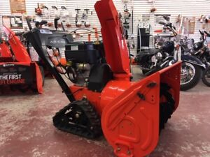 """NEW PRICE"" ARIENS SNOWBLOWER PRO 32 WITH TRACK KIT"