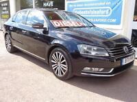Volkswagen Passat 2.0TDI ( 140ps ) BlueMotion Tech ( s/s ) 2011 Sport Full S/H
