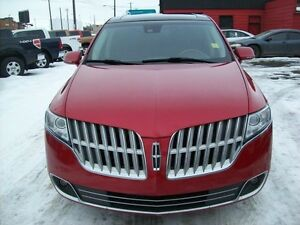 2010 Lincoln MKT AWD-7PASS-LEATHER-PANOROOF-NAVI Edmonton Edmonton Area image 10