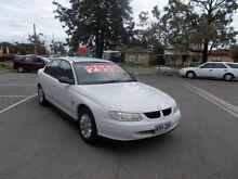 1998 Holden Commodore VT Executive Aspen White 4 Speed Automatic Sedan Alberton Port Adelaide Area Preview