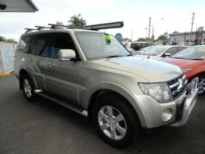 2007 Mitsubishi Pajero NS VR-X Gold 5 Speed Manual Wagon West Ballina Ballina Area Preview