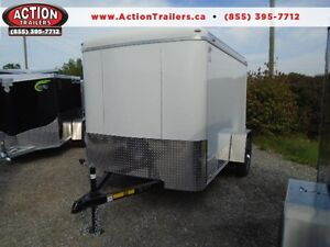 FULLY LOADED 6X10 ENCLOSED ATLAS - 2017 - SPECIAL PRICING! London Ontario image 1