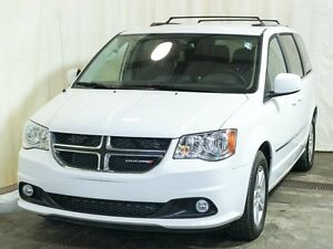 2016 Dodge Grand Caravan Crew Plus 8-Passenger Van w/ Leather, P