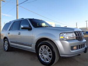 2012 LINCOLN NAVIGATOR B/CAMERA-4X4-NAVI-LEATHER-SUNROOF-R/START