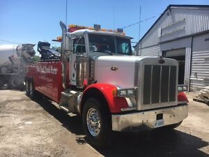 1996 Peterbilt 379 Heavy Wrecker Tow Truck