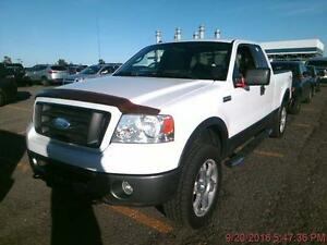 2006 FORD F150 EXT CAB* FX4 OFF ROAD* LEATHER** SUPER SHARP