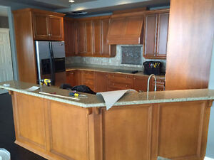 *Great KITCHEN CABINETS PLUS Matching Stainless Appliances!*